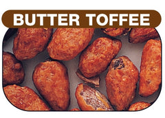 Butter Toffee Almonds 25LB Bulk