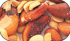 Butter Toffee Mixed Nuts 25LB Bulk