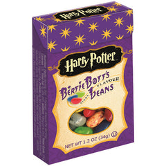 Harry Potter Bertie Bott's Jelly Beans 1.2 oz 24-Piece Display