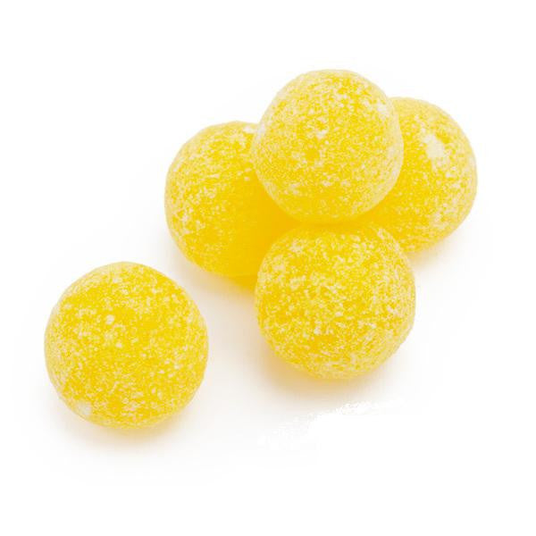 Extra Sour Lemon Hard Candy 5LB Bulk