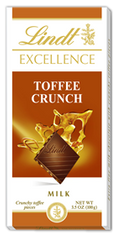Lindt Excellence Toffee Crunch 12 Count