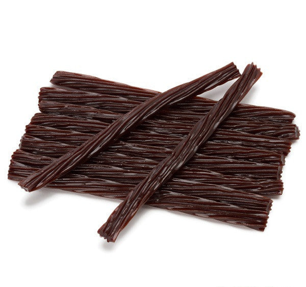 Chocolate Juicy Twists 12LB Bulk