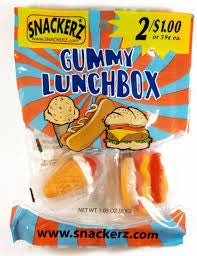Gummy Lunch Box 2/$1 (12 Count)