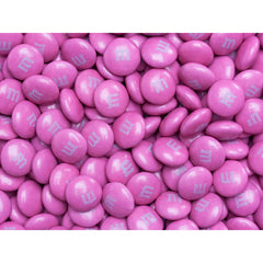 Bulk Dark Pink M&M's 2pounds M&M Colorworks