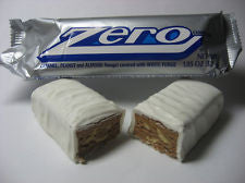 Hershey Zero Bar 1.85oz 24 Count