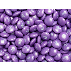 Bulk Purple M&M's 5lbs mandms ColorWorks mymms