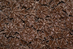 Milk Chocolate Stars 25LB Bulk