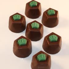 Chocolate Sugar Free Mint Truffle 6LB Bulk