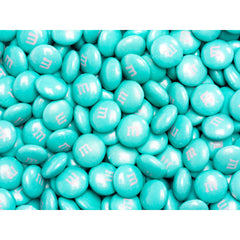 Bulk Aqua Green M&M's 2pounds M&M Colorworks