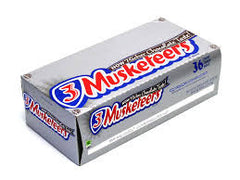 3 Musketeers Bar 36 Count