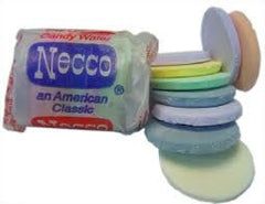 Necco Mini Wafer Rolls 5LB Bulk