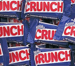 Nestle Crunch Fun Size 11.5 OZ