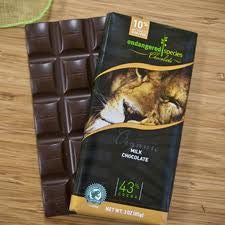 Milk Chocolate Bars 3oz 12 Count