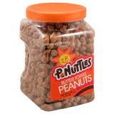 Butter Toffee Peanuts (P'Nuttles) 25LBS. bulk candy