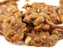 Sugar Free Chocolate Peanut Brittle 20LB