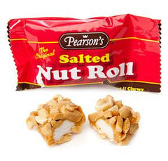 Salted Nut Roll 5LB Bulk