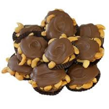 Milk Chocolate Cashew Turtles 5LB Bulk