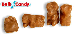 Milk Chocolate Covered Gummi Bears 8LB Bulk