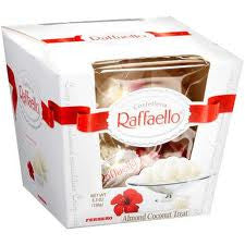 Ferrero Raffaello Candy Balls 12 Packs