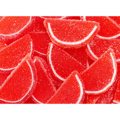Raspberry Fruit Jelly Slices 5LB