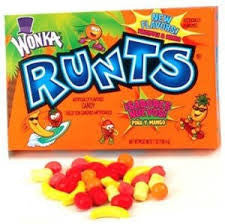 Runts Treat Size 5LB Bulk