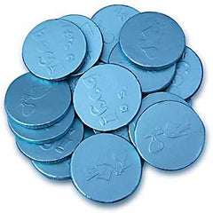 Fort Knox Chocolate Coins It's A Boy 1LB