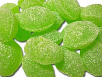 Hard Green Apple Drops 10LB Bulk