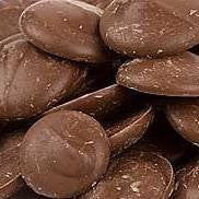 Sugar Free Chocolate Wafers 50LB