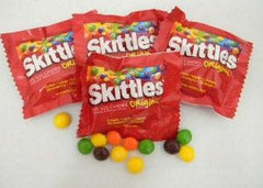 Skittles Fun Size 22LB Bulk pack  each is