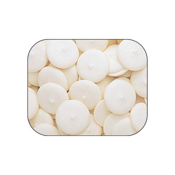 Smooth & Melty Wafers - White 25LB Bulk candy Guittards
