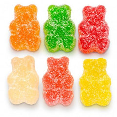Sour Wild Things Gummi Bears 4.5 LBS