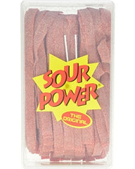 Strawberry Sour Power Belts tub 150 CT