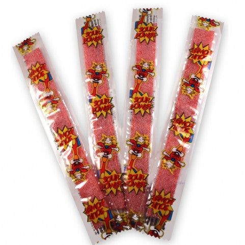 wrapped watermelon sour power belts 150CT