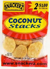 Coconut Stacks 2/$1 (12 Count)