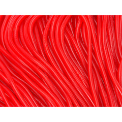 Red Licorice Laces 18.75LB Bulk