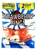 Strawberry Rings 2/$1 (12 Count)