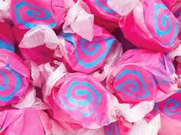 Cotton Candy Taffy 5LB Bulk