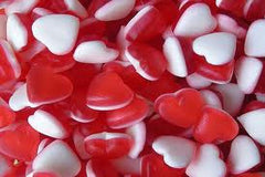Gummi Heart Throbs 4.5LBS