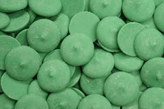 Smooth & Melty Wafers - Green 25LB Bulk