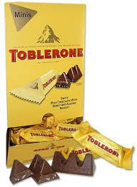 Toblerone Changemakers 12.5g 60 Count