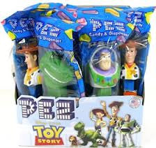 Pez Toy Story Dispenser 12 Count