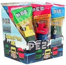 Pez Big Rig Trucks Dispenser 12 Count