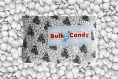 Bulk White M&M's 5lbs mandms ColorWorks mymms