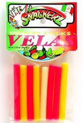 Velas Gummy Sticks (12 Count)