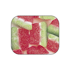 Gummy Watermelon Fruit Slices 5LB