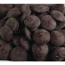 Rainbow Dark Chocolate Wafers 50LB