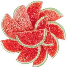 Watermelon Fruit Jelly Slice 5LB Bulk