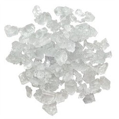 White Rock Candy Crystals 5LB Bulk
