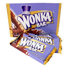 Nestle Wonka Bars 2.6oz 18 Count