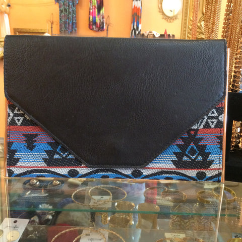Tribal Clutch - Diva Boutiques
